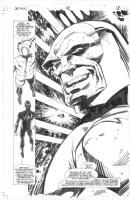 Jack Kirby's Fourth World #18, Page 18 by John Byrne! Comic Art