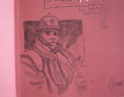 WW1 Poilu by Adrien Floch Comic Art