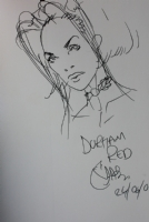 Durham Red by Mark Harrison Comic Art