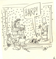 Don Martin Comic Art