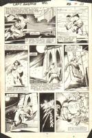 Captain America #292 pg 16 Comic Art
