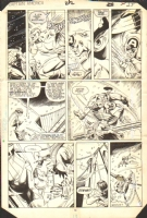 Captain America #292 pg 19 Comic Art