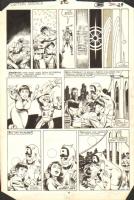 Captain America #292 pg 22 Comic Art
