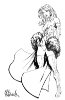 Emma Frost - The White Queen, Comic Art