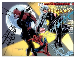 Amazing Spider-Man #194-OML (digital colors) Comic Art