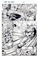 Marvel Comics Presents: Moon Knight-p.7 of 8 Comic Art