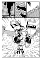 G.I. Joe: Cobra Civil War #2,p.1 (Stormshadow Strikes!) Comic Art