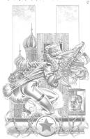 Tomas Giorello - Codename Knockout 11 Comic Art