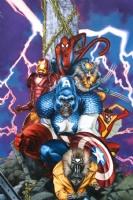 John Watson - Marvel Apes 1 Comic Art