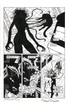 The Thing from Another World:  Eternal Vows 01 pag 23 - Paul Gulacy & Dan Davis Comic Art