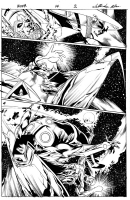 Nova #14  Page 2 by Wellinton Alves Silver Surfer Comic Art