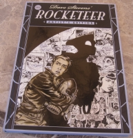 Rocketeer Artist's Edition 1 Comic Art