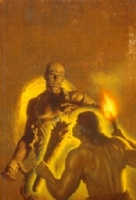 Doc Savage The Gold Ogre by James Bama Comic Art