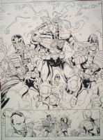LAWCON 31 BY RICHARD ELSON Comic Art