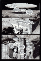 Boneyard: The Biggening One-Shot, page 01 - $110.00 Comic Art