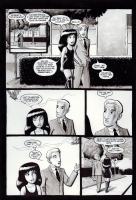 Boneyard: The Biggening One-Shot, page 08 - $135.00 Comic Art