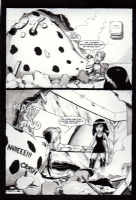Boneyard: The Biggening One-Shot, page 13 - $175.00 Comic Art