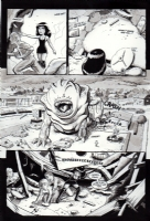 Boneyard: The Biggening One-Shot, page 14 - $160.00 Comic Art