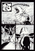 Boneyard: The Biggening One-Shot, page 15 - $160.00 Comic Art