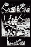 Boneyard: The Biggening One-Shot, page 16 - $175.00 Comic Art