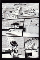 Boneyard: The Biggening One-Shot, page 17 - $160.00 Comic Art