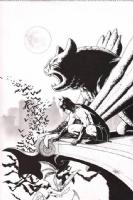 Batman Commission Comic Art