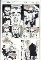 What If...? #57, page 20 (1994) - The Punisher - $100.00 Comic Art