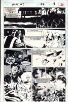 What If...? #57, page 18 (1994) - The Punisher - $125.00 Comic Art