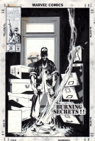 The 'Nam #78 Cover (1993) - $1,500.00 Comic Art