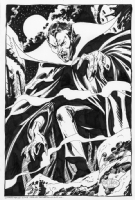 Tomb of Dracula Comic Art