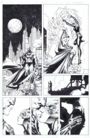 Batman (Hush : 1st Catwoman kiss) #610p21 - Jim Lee Comic Art