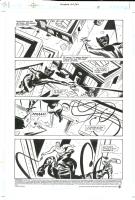 Catwoman Vol2 #04 Pag 01 (Ed Brubaker / Darwyn Cooke / Mike Allred) Comic Art