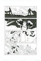Invincible #61 Pag 16 (Robert Kirkman / Ryan Ottley / Cliff Rathburn) Comic Art