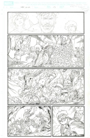 The Incredible Hercules #117 Pag 13 (Greg Pak & Fred Van Lente / Rafa Sandoval / Roger Bonet) Comic Art