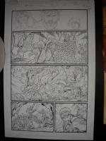 Hercules 117 Pag.13 (Sandoval & Bonet) Comic Art