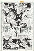 Batman: Sword of Azrael #04 Pag 02 (Dennis O'Neil  / Joe Quesada / Kevin Nowlan) Comic Art