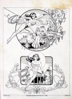 Jose Luis Garcia-Lopez - WONDER WOMAN Comic Art