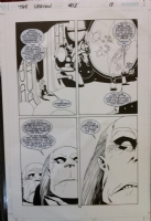 The Legion #13 p 13 of 22 Comic Art