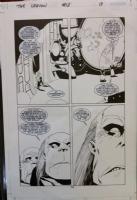 The Legion #13 p 13 of 22 Comic Art