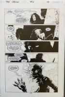 The Legion #13 p 15 of 22 Comic Art