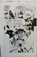 The Legion #13 p 19 of 22 Comic Art