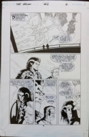 The Legion #13 p 06 of 22 Comic Art
