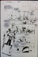 The Legion #13 p 09 of 22 Comic Art