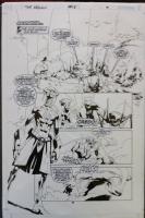 The Legion #13 p 09 of 22 Comic Art