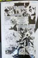 The Legion #13 p 02 of 22 Comic Art
