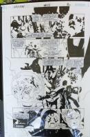 The Legion #13 p 02 of 22 Comic Art