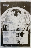 The Legion #13 p 17 of 22 Comic Art