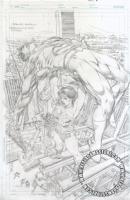 Superman / Wonder Woman Pencil Cover - Neal Adams Comic Art