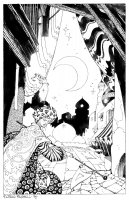 Arabian Nights  Comic Art