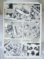 Gene Day  - Shang Chi Master of Kung Fu 108 Comic Art